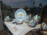 ceramiche artistiche in vetrina - 26 febbraio 2012  - Sciacca (846 clic)