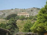 il tempio - 5 agosto 2012  - Segesta (628 clic)