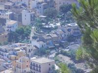 Villa Margherita e dintorni dal Belvedere - 27 agosto 2012  - Castellammare del golfo (263 clic)