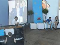 LE MELODIE DELL'ANIMA - Concerto per ANNA ROSA - Salone Stella Maris - 6 maggio 2012  - Castellammare del golfo (371 clic)