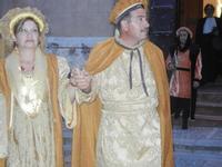 Il Corteo Storico di S. Rita - 19 maggio 2012  - Castellammare del golfo (640 clic)