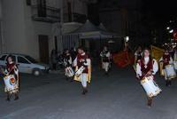 Il Corteo Storico di S. Rita - tamburi e sbandieratori - foto di Nicolò Pecoraro - 19 maggio 2012  - Castellammare del golfo (420 clic)