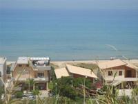 Zona Plaja - panorama sul mare - 11 luglio 2012  - Alcamo marina (254 clic)