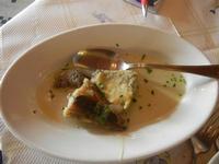 pesce sauro all'agrodolce - antipasto di mare - La Vela - 26 febbraio 2012  - Sciacca (1878 clic)