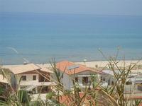 Zona Plaja - panorama sul mare - 11 luglio 2012  - Alcamo marina (281 clic)