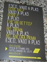 locandina PLAS 2012 6ª edizione - 8 settembre 2012  - Castellammare del golfo (714 clic)