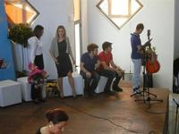 LE MELODIE DELL'ANIMA - Concerto per ANNA ROSA - Salone Stella Maris - 6 maggio 2012  - Castellammare del golfo (824 clic)