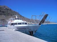 al porto: Primero VI - 27 agosto 2012  - Castellammare del golfo (577 clic)