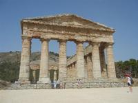 il tempio - 5 agosto 2012  - Segesta (526 clic)