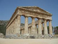 il tempio - 5 agosto 2012  - Segesta (652 clic)
