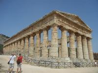 il tempio - 5 agosto 2012  - Segesta (752 clic)
