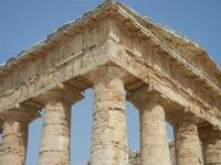 il tempio - 5 agosto 2012  - Segesta (747 clic)