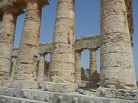il tempio - 5 agosto 2012  - Segesta (729 clic)