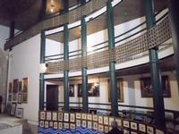Teatro Cavallotti - quadri in mostra - 22 aprile 2012 - Foto di Nicolò Pecoraro  - Calatafimi segesta (658 clic)