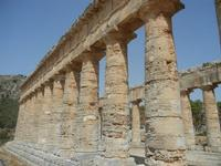 il tempio - 5 agosto 2012  - Segesta (749 clic)