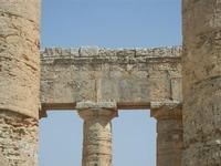 il tempio - 5 agosto 2012  - Segesta (756 clic)
