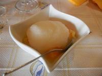 arance con sorbetto al limone - La Vela - 26 febbraio 2012  - Sciacca (1359 clic)