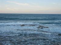 mare visto dalla Torre di Ligny - 9 aprile 2012  - Trapani (578 clic)