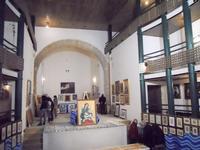 Teatro Cavallotti - quadri in mostra - 22 aprile 2012 - Foto di Nicolò Pecoraro  - Calatafimi segesta (695 clic)