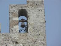 Torre Campanaria (sec. XII) - particolare - 5 agosto 2012  - Erice (289 clic)