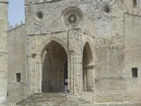 Duomo (sec. XIV) - particolare - 5 agosto 2012  - Erice (289 clic)