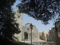 Duomo (sec. XIV) e Torre Campanaria (sec. XII) - 5 agosto 2012  - Erice (809 clic)
