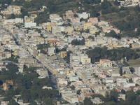 panorama della città dal monte Erice - 3 giugno 2012  - Valderice (564 clic)