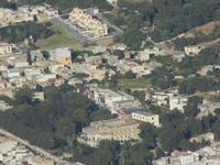 scorcio della città dal Monte Erice - 3 giugno 2012  - Valderice (1276 clic)