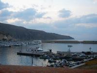 panorama porto - 19 settembre 2012  - Castellammare del golfo (302 clic)