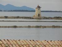 Saline e mulino a vento - 29 gennaio 2012  - Marsala (426 clic)