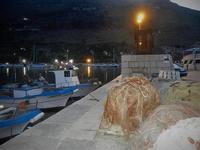 sul molo - 19 settembre 2012  - Castellammare del golfo (316 clic)