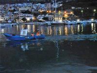 panorama porto e città - 19 settembre 2012  - Castellammare del golfo (305 clic)