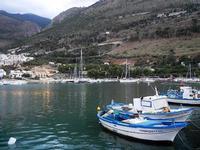 al porto - 20 settembre 2012  - Castellammare del golfo (464 clic)