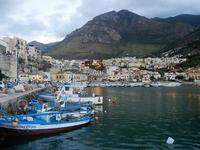 porto e città - 20 settembre 2012  - Castellammare del golfo (1778 clic)