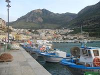 porto e città - 4 giugno 2012  - Castellammare del golfo (329 clic)