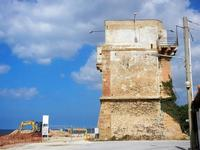 torre di avvistamento - 21 settembre 2012  - Marausa lido (1005 clic)