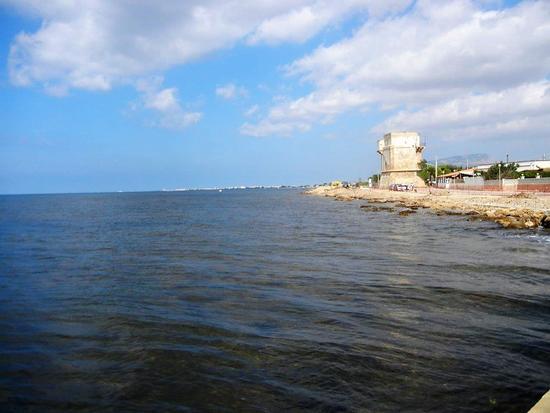 costa e torre di avvistamento - MARAUSA LIDO - inserita il 28-Apr-17