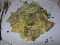 busiate con carciofi - Busith - 15 aprile 2012   - Buseto palizzolo (942 clic)