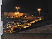 vista sul porto -19 settembre 2012  - Castellammare del golfo (301 clic)