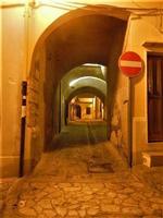 via con archi -19 settembre 2012  - Castellammare del golfo (363 clic)