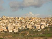 panorama città - 26 febbraio 2012  - Sambuca di sicilia (3688 clic)