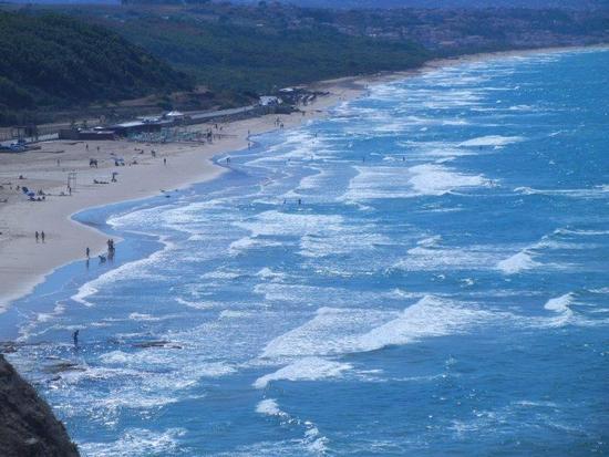 Spiaggia di Ponente - BALESTRATE - inserita il 09-Dec-16