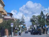 Via Madonna del Ponte - 16 settembre 2012  - Balestrate (684 clic)