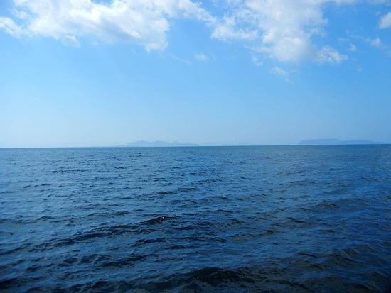 Isole Egadi all'orizzonte - MARAUSA LIDO - inserita il 11-May-17