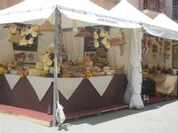 4° Festival Internazionale degli Aquiloni - Stand in via Savoia - 24 maggio 2012  - San vito lo capo (300 clic)