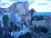 case e castello - 16 settembre 2012  - Castellammare del golfo (238 clic)