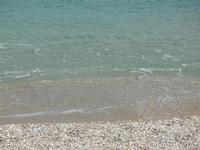 Baia di Guidaloca battigia - 4 marzo 2012  - Castellammare del golfo (330 clic)