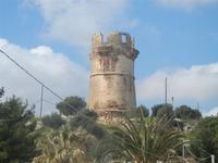torre di avvistamento - Guidaloca - 4 marzo 2012  - Castellammare del golfo (412 clic)