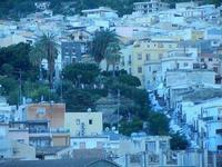scorcio con villa e scalinata - 16 settembre 2012  - Castellammare del golfo (214 clic)