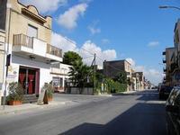 Contrada Strasatti - via principale - 21 settembre 2012  - Marsala (558 clic)